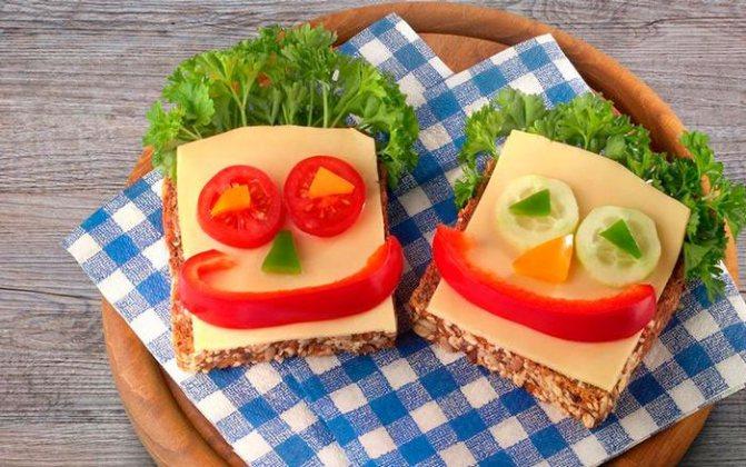 бутеброды