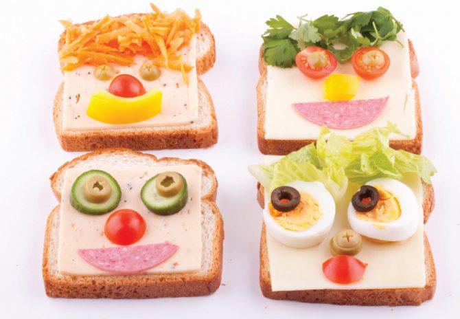'Бутерброды