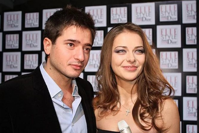 Бывший муж Иван Стебунов фото