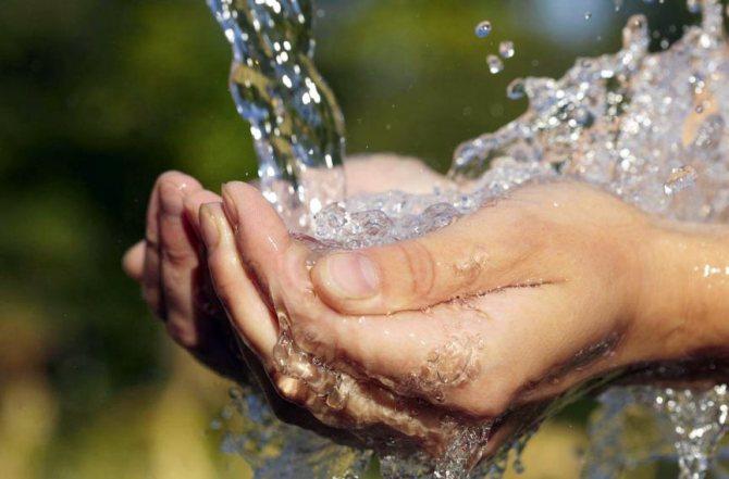 целебные свойства воды в чистый четверг