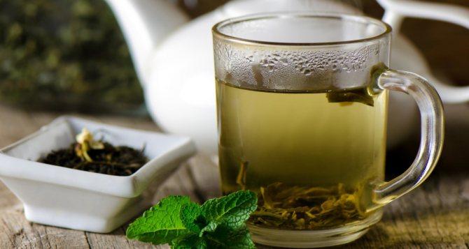 Целебный чай укрепляет стенки сосудов
