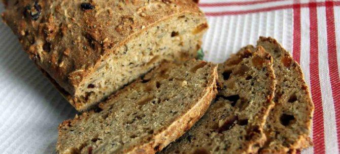 цельный хлеб