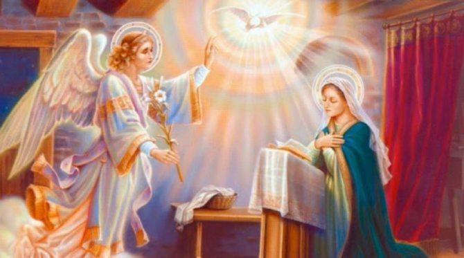 Церковные православные праздники в апреле 2019 года