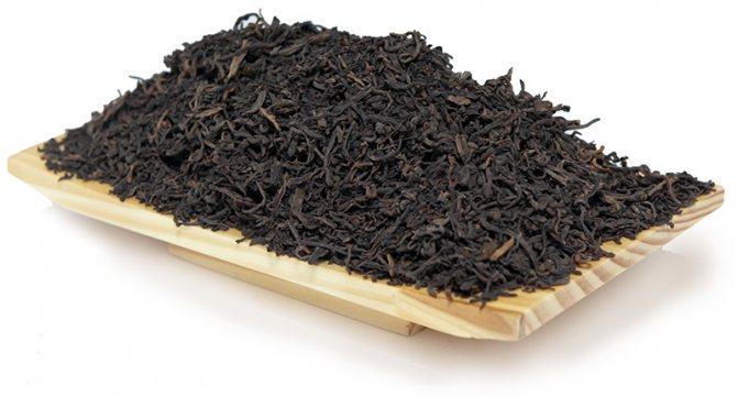 Чай для покраски волос