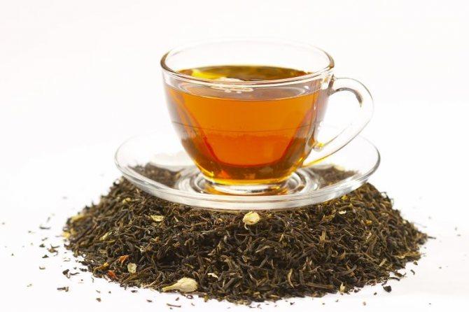 чай считается едой или водой