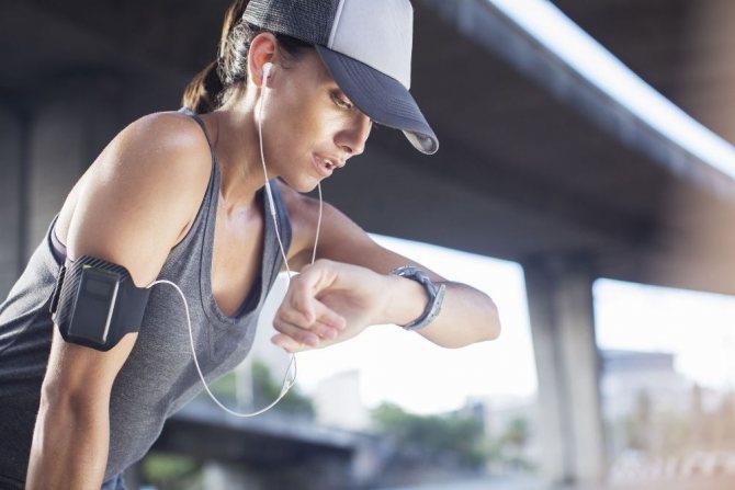 Частота тренировок для похудения