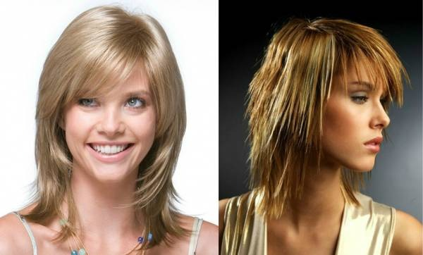 Челки 2020 на средние волосы: косая, рваная, красивая, короткая, каскад, асимметрия. Модные тенденции с фото