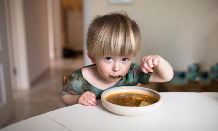 чем накормить ребенка если он ничего