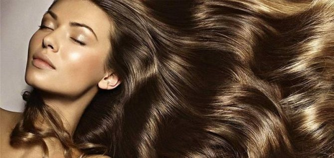 Чем питаться для роста волос