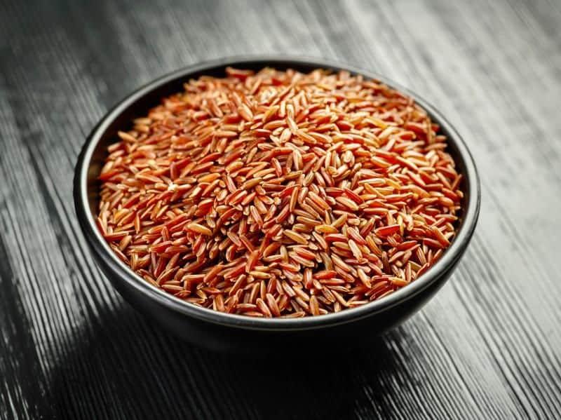 Чем вреден красный рис