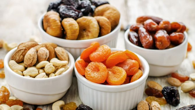 Чем заменить вредные сладости