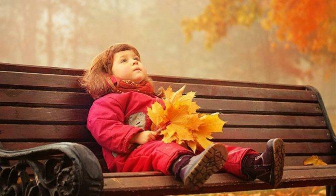 чем заняться осенью с детьми: 20 приятных семейных дел фото 1