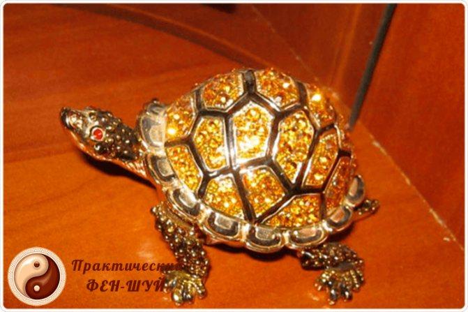 черепаха символ фен-шуй
