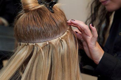 через сколько делать коррекцию нарощенных волос