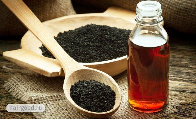 Черный тмин и масло