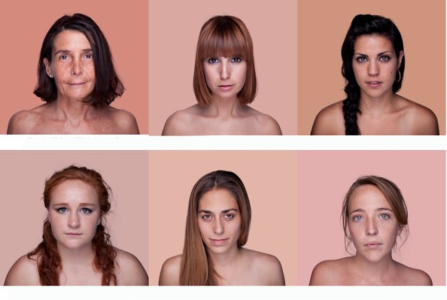 черты лица