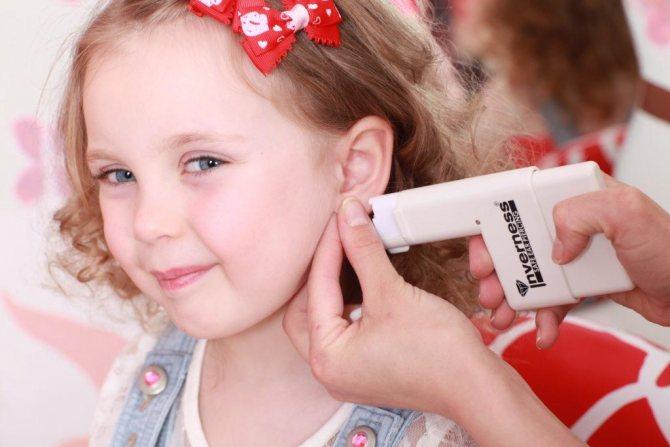 Что делать если болит ухо после прокола — Детки-конфетки
