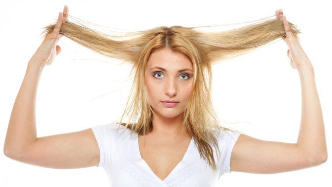 что делать если волосы сильно выпадают