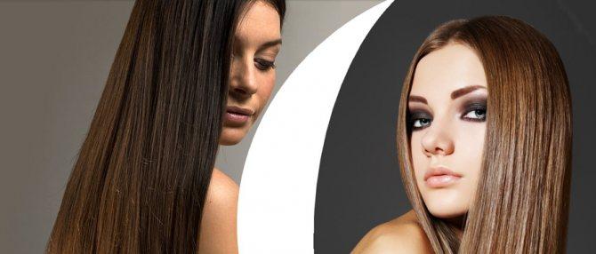Что лучше — ламинирование или кератиновое выпрямление волос