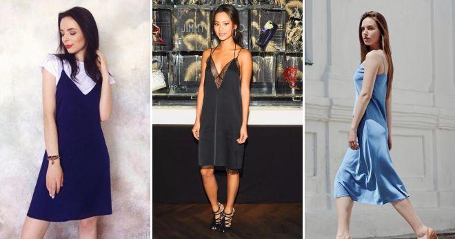 Что модно этим летом платья