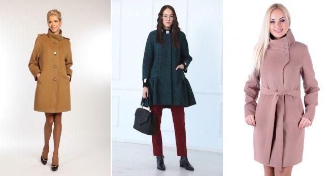 Что модно этой весной пальто