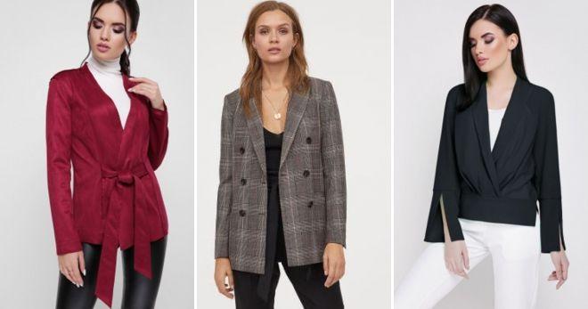 Что модно этой весной пиджак