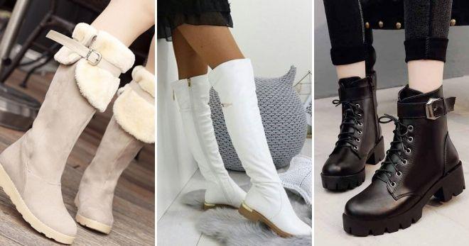 Что модно этой зимой из обуви