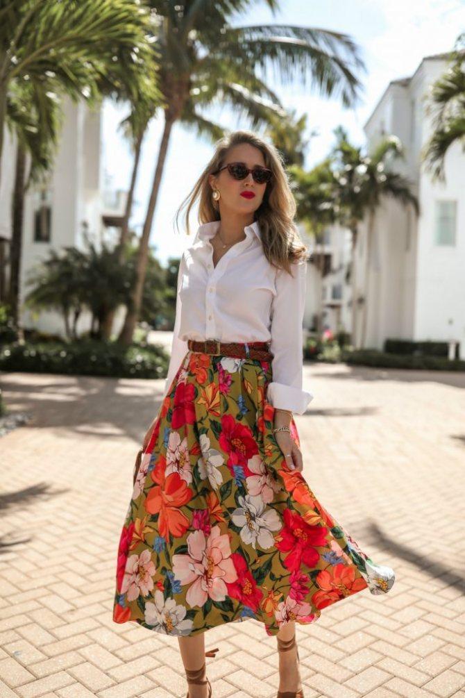 Что модно носить летом 2020? Стильные летние луки для девушек