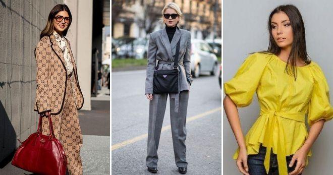 Что модно в этом сезоне мода