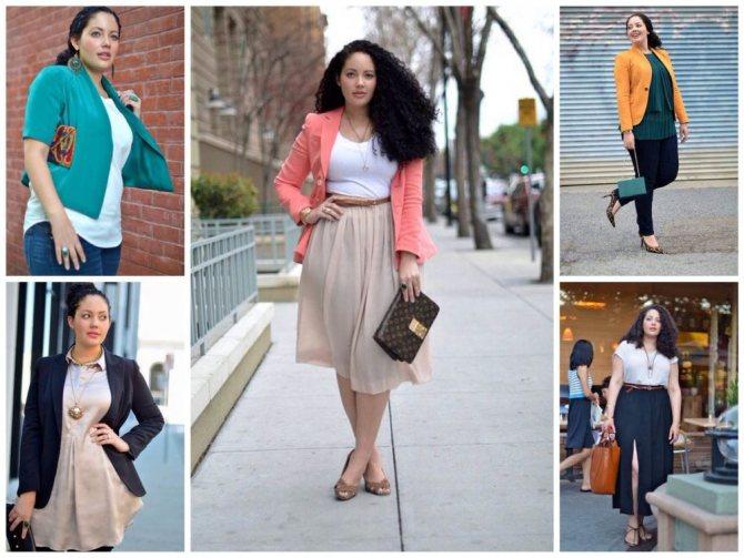 Что носить женщинам с типом фигуры «яблоко»?, фото № 1