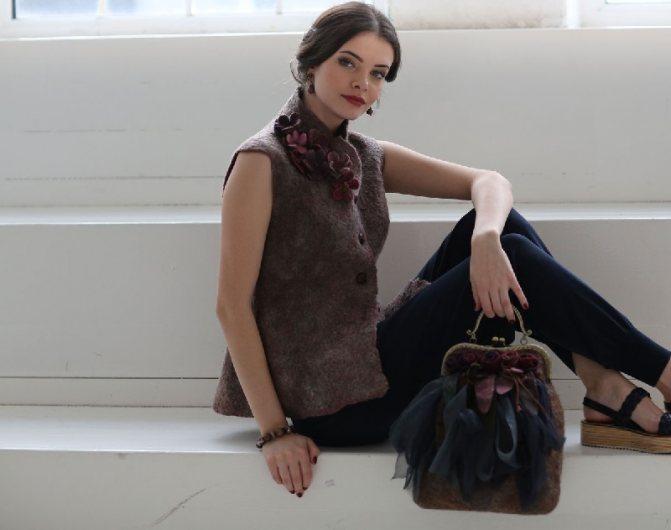 Что одеть вместо куртки и плаща? Модные жилеты 2019-2020