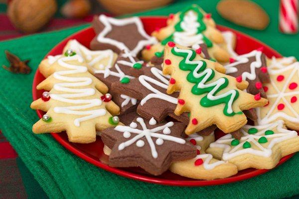 Что подарить на Новый год свекрови и свёкру? - Новогоднее печенье в подарок