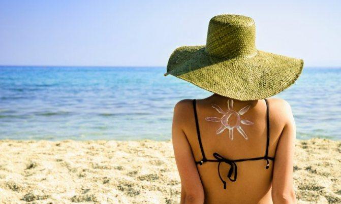 Что сделать чтобы не сгореть на солнце