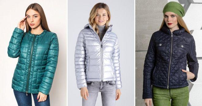 Что сейчас модно - верхняя одежда куртка