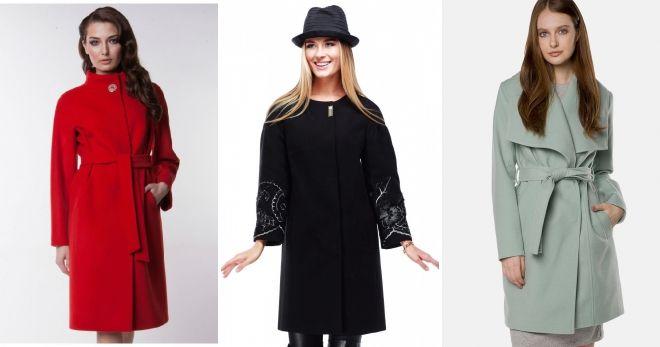 Что сейчас модно - верхняя одежда пальто