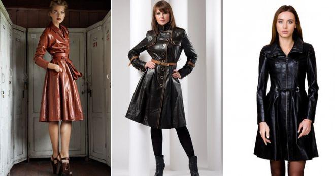 Что сейчас модно - верхняя одежда плащ