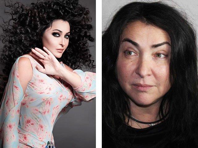 Что скрывают звезды под тонной косметики: российские знаменитости без макияжа