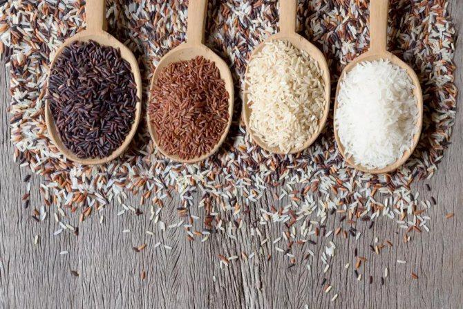 Что такое бурый рис?
