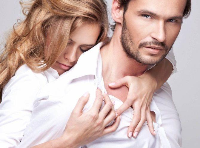Что выдает в мужчине-Раке его влюбленность