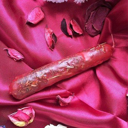 Цветные свечи и их магическое применение