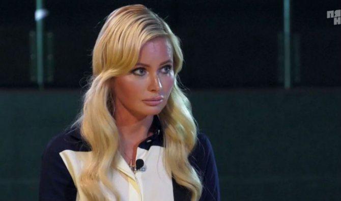 Дана Борисова в шоу «Пацанки»