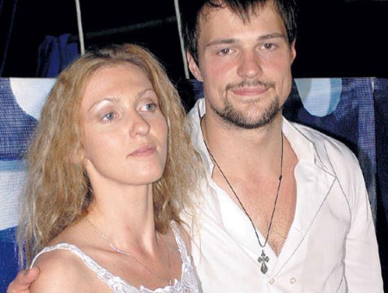 Данила Козловский с экс-супругой Уршулой Малкой