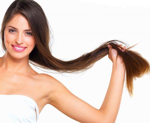 действие на волос