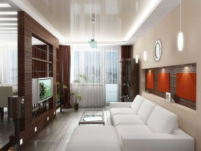 Декор интерьера: освещение