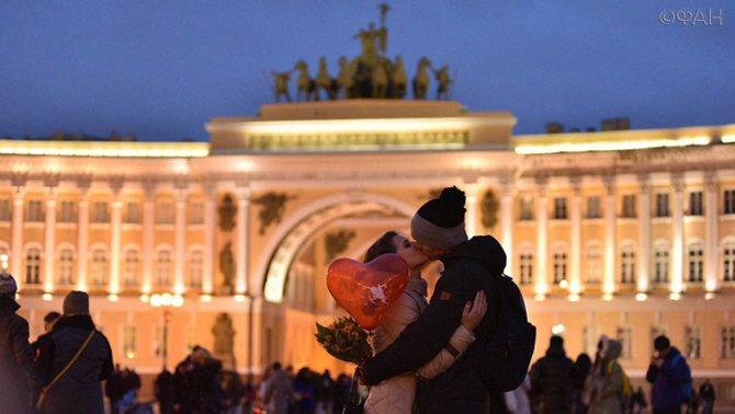 День святого Валентина — это праздник не просто любви, а любовной романтики, которая сохраняется в отношениях людей всех возрастов