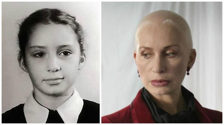 Детские годы Татьяны Васильевой