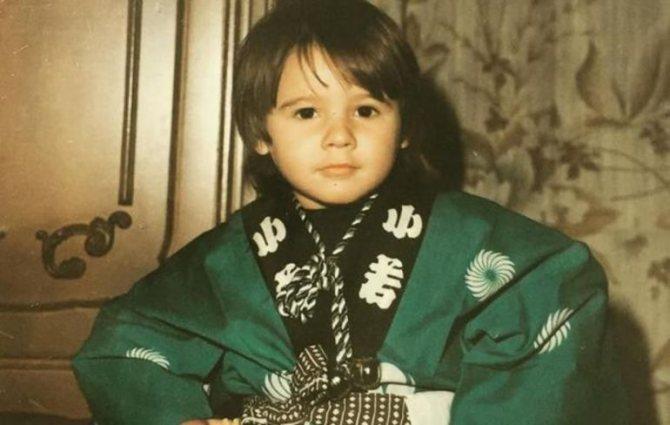 Детство и юность Эмина Агаларова