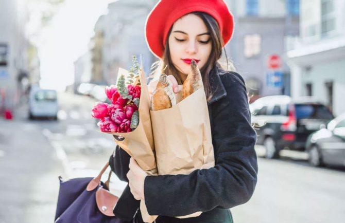 девушка франция любовь брак романтика