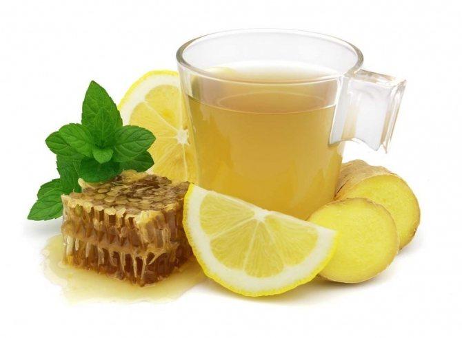Зеленый чай мед диета
