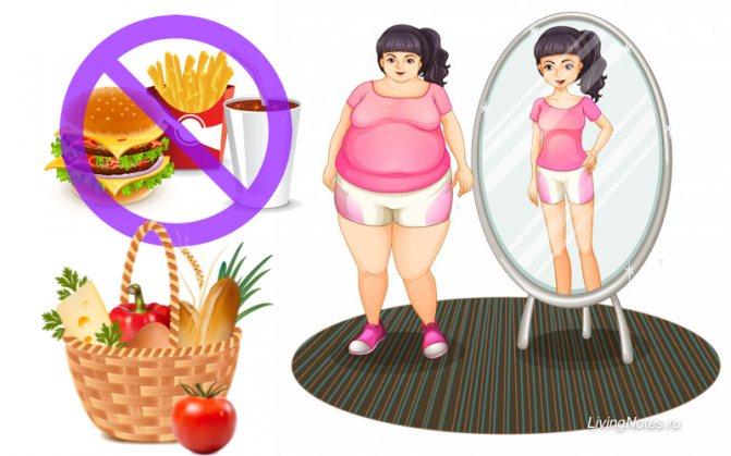 диета подростку